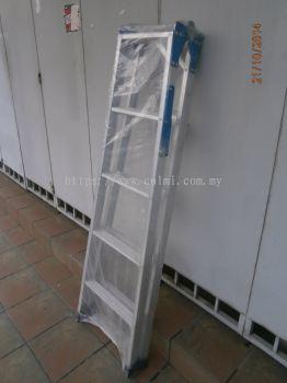 Step By Step Aluminium Dual Purpose Step Ladder (DP)