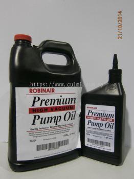 ROBINAIR VACUUM PUMP OIL