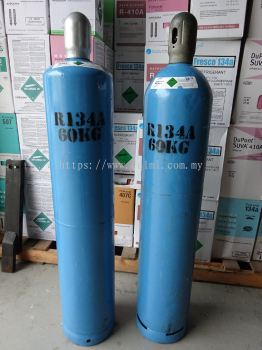 R134A X 60KG REFRIGERANT GAS CHINA