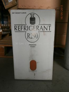 R290 Refrigerant (5kg) Disposable Cyld