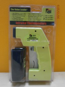 TPI-377 Infrared N-C Thermometer