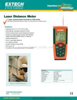 Extech Laser Distance Meter