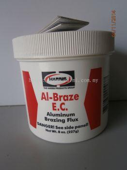 HARRIS ALBRAZE EC ALUMINIUM FLUX POWDER (1/2 IB/227G)