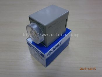 ANLY AH3-1 60S 240V ANALOGUE TIMER