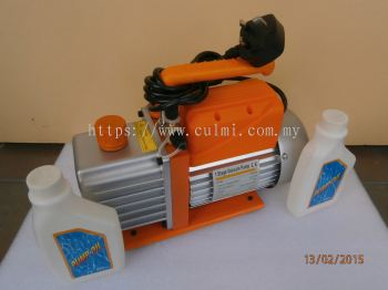 SUNWHA SINGLE AND DOUBLE STAGE VACUUM PUMP