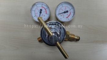 HARRIS 825-40M N2 HIGH PRESSURE NITROGEN REGULATOR