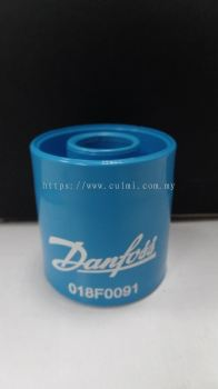 DANFOSS 018F0091 SOLENOID VALVE OPERATING MAGNET