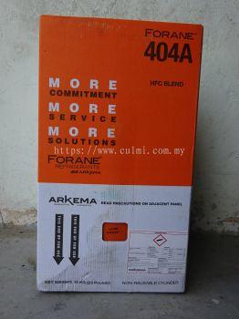 R404A X 22LBS (10KGS) HFC FORANE 404A REFRIGERANT GAS