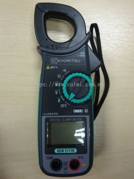 KYORITSU DIGITAL AC CLAMP-ON METER KEW 2117R