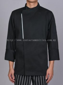 Basil (L/Sleeve-Black)