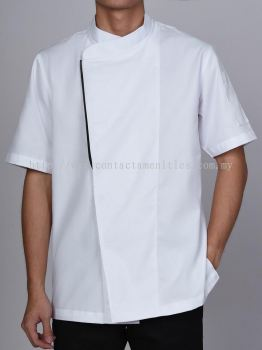 Basil (S/Sleeve-White)