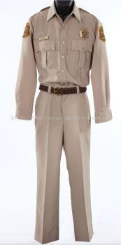 Security Shirt & Pants (B)