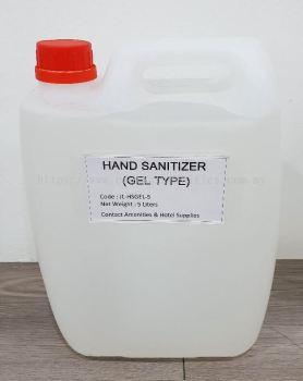 Hand Sanitizer Gel (5L)