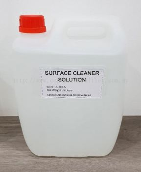 Surface Cleaner Solution (5L)