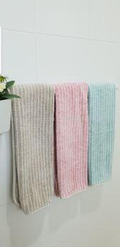 Bath Towel (Stripes design)
