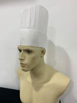 """9"""" Non-Woven Chef Hat"""