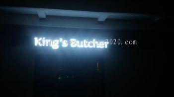 Acrylic 3D (LED) Fronlit