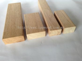 Durian/ Meranti Solid Timber S4S/E4E