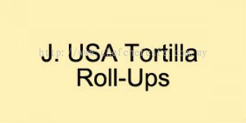 J. USA Tortilla Roll-Ups