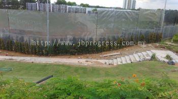 Metal Hoarding / Construction Hoarding