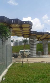 Steel Structures Works