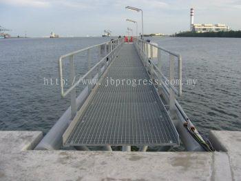 Steel Linkway / Overhead Bridges