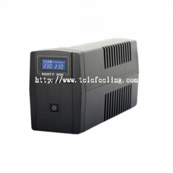 Right Power F800 800VA Uninterruptible Power Supply (UPS)