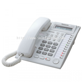 Panasonic KX -T7665 Digital Phone