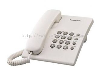 PANASONIC BASIC SINGLE PHONE KX-TS500ML