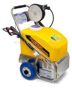 DES-W50_High-pressure Sterilizing Washer (NaOCl)