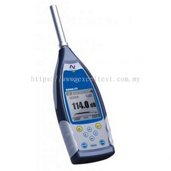 BSWA308 - Class 1 Integrating Sound Level Meter