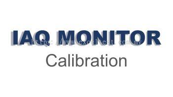 IAQ Monitor Calibration