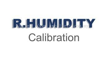 Relative Humidity Calibration