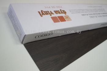 Vinyl Flooring 2mm (V2-9103) Cocoa Walnut