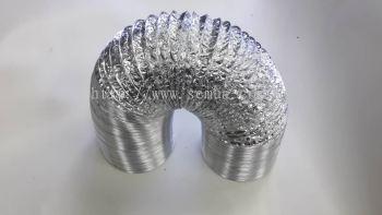 "6"" x 10m Aluminium Flexible Duct"