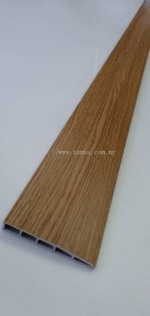 100mm PVC Skirting - Oak ( PSK100-1011 )