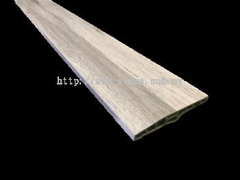 100mm PVC Skirting - Grey ( PSK100-1007 )