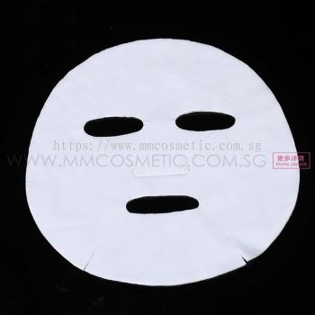 60g Natural Cotton Facial Sheet Mask