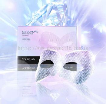 Óż¡Ô´±ù×꾧ÖÂÑÛĤ Youjiyuan Ice Diamond Fairy Eye Mask