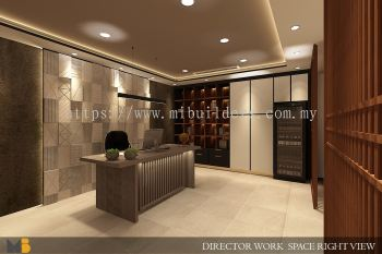Private Office Room - M Innovative Builders Sdn Bhd