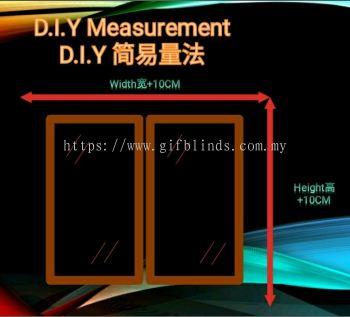 D.I.Y Measurement