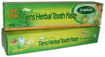 Toothpaste Box
