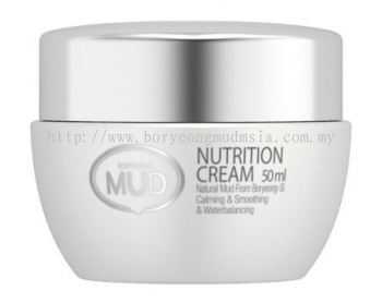 Boryeong Mud Nutrient Cream 50g (AM / PM)