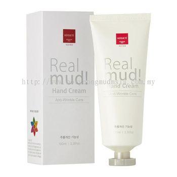 Boryeong Mud Real Mud Hand Cream (100ml)