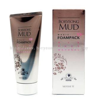 Boryeongmud Mud Magic Foam Pack 100ml (PM)