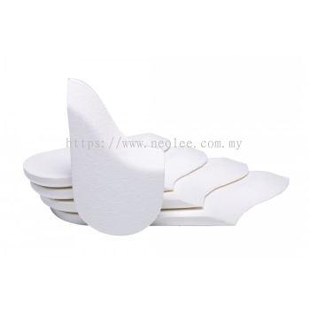 NL899 Folding Flip-up Commode