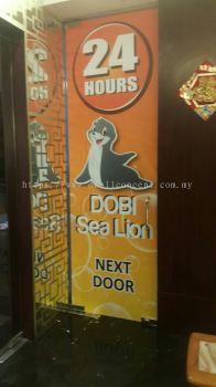 Dobi Sea Lion Inkjet wallpaper at bayu tinggi klang