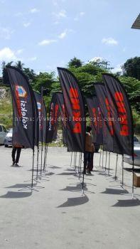 PKNS 3meter Flag
