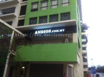 Andios.com.my Setia Walk