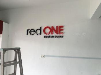 Red One Eg Box Up At Rawang